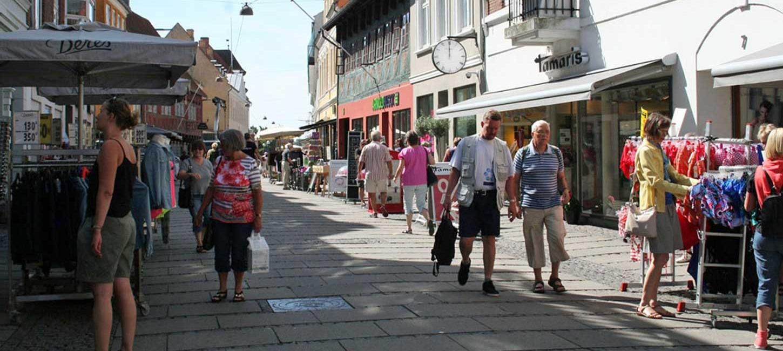 Shopping in Køge | Sie können alles in Køge finden